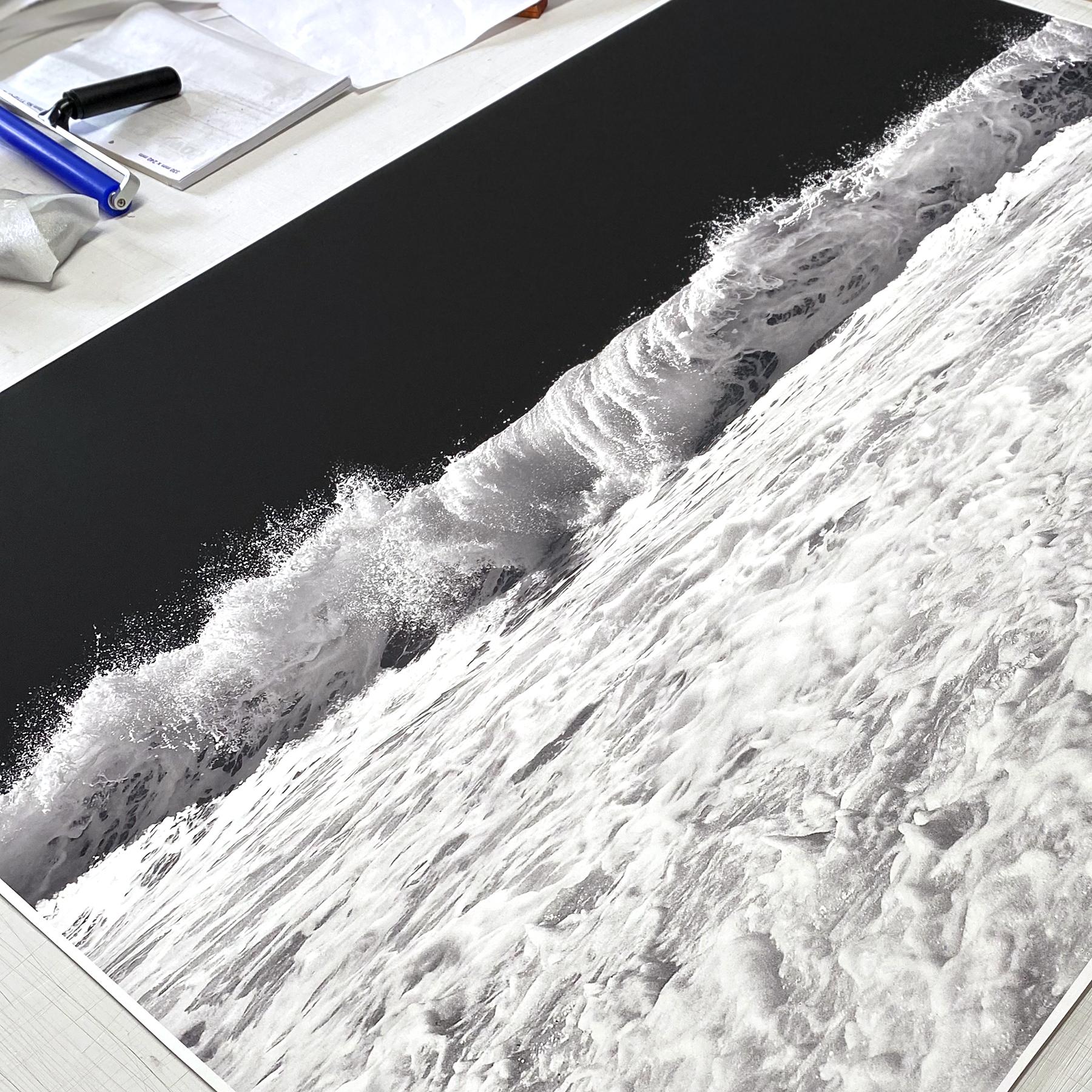 Die Welle, Motiv von Karl Hofmann